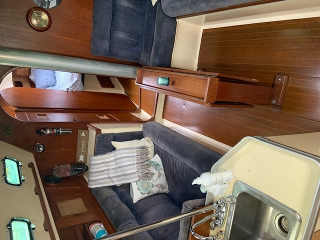 1979 CS Yachts 36 Traditional Photo 26 sur 28