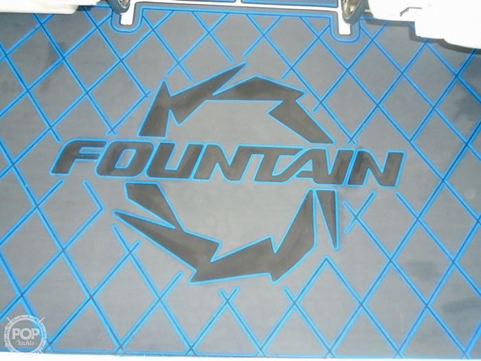 2006 Fountain 47 Photo 20 sur 20