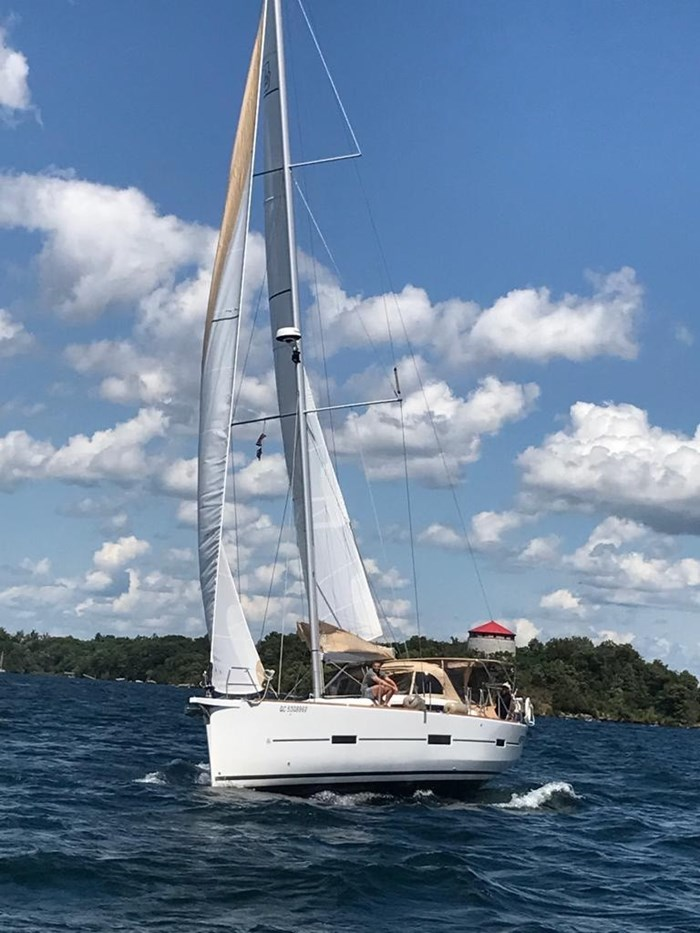 2016 Dufour Yachts Grand Large 460 Photo 4 of 37