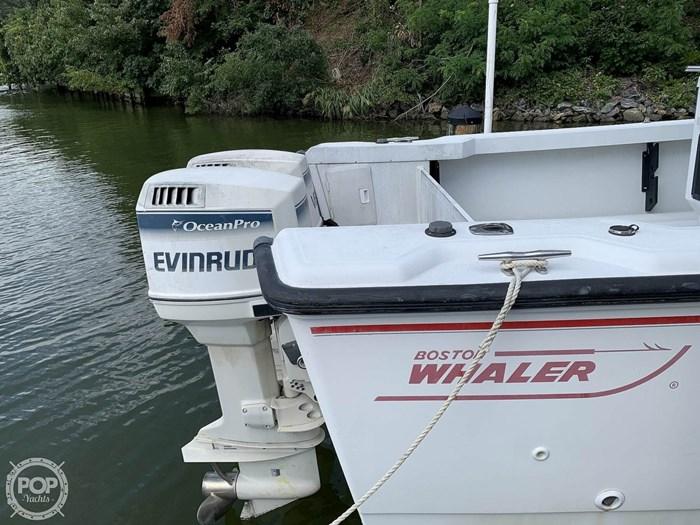 1997 Boston Whaler 24 Outrage Photo 2 sur 20