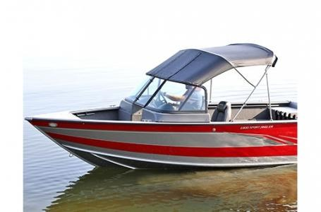 2021 Lund 1800 Sport Angler Photo 3 of 6