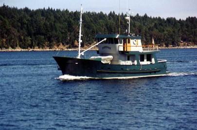 1996 Custom North Sea Photo 5 sur 29