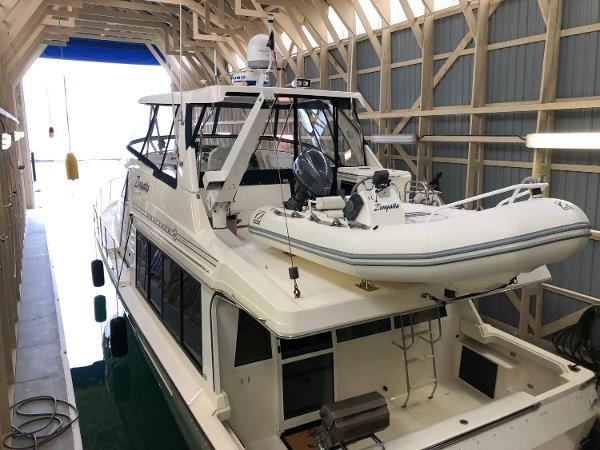 2000 Bayliner 4788 Pilot House Motoryacht Photo 4 of 40