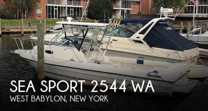 2000 Sea Sport 2544 WA Photo 1 of 20
