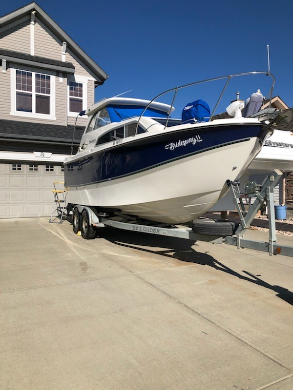 2007 Bayliner Discovery 246 EC Photo 11 of 14
