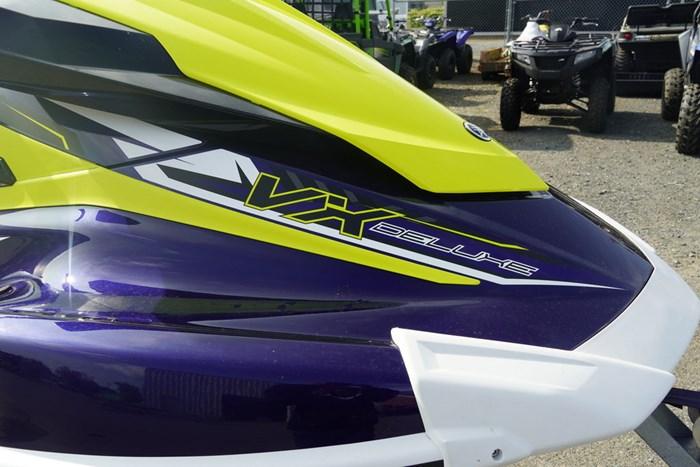 2020 Yamaha VX Deluxe Photo 15 of 16