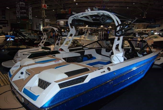 2020 NAUTIQUE SUPER AIR GS20 Photo 2 sur 7