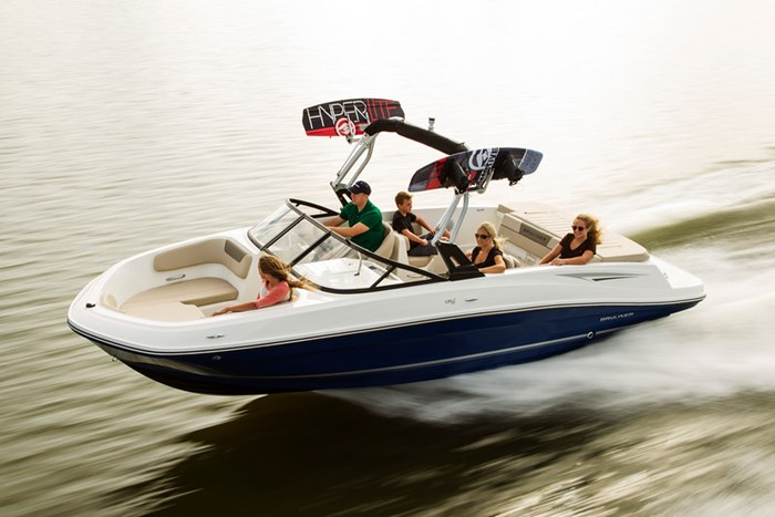 2021 Bayliner VR 6 Photo 1 sur 28
