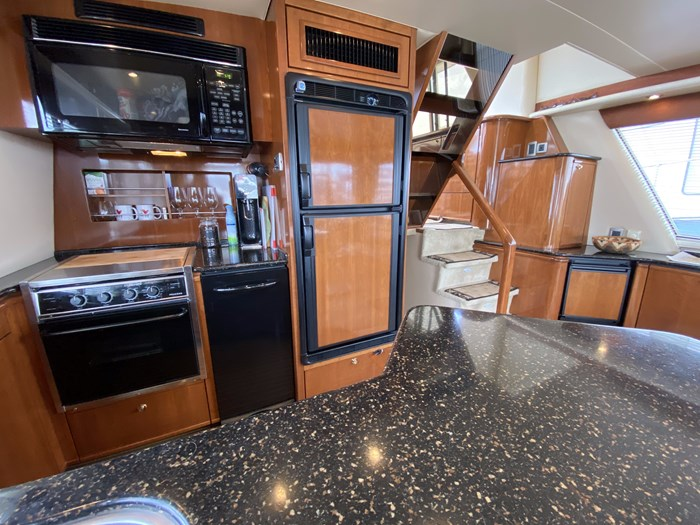 2008 Meridian 490 Pilothouse Photo 41 of 100