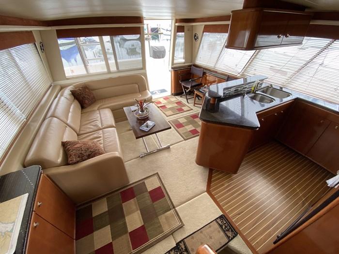 2008 Meridian 490 Pilothouse Photo 28 of 100
