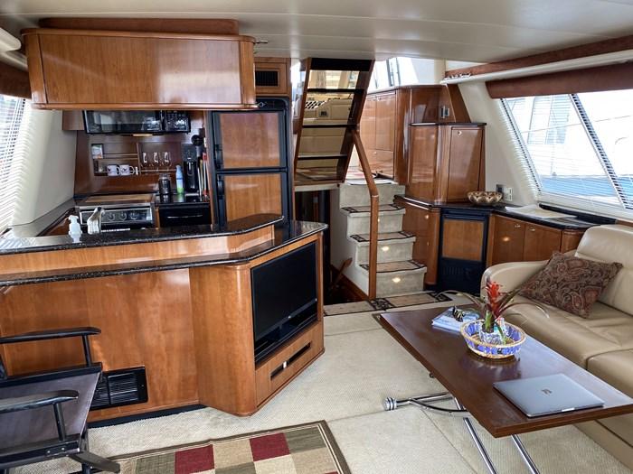 2008 Meridian 490 Pilothouse Photo 48 of 100