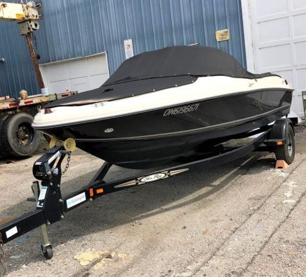 2007 Sea Ray 175 Bow Rider Photo 1 sur 11