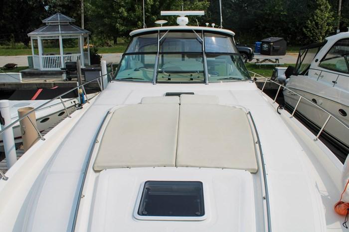 2001 Sea Ray 460 Sundancer Photo 98 of 177