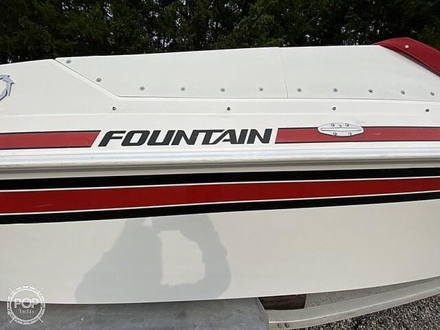 1991 Fountain 27 Fever Photo 14 sur 20