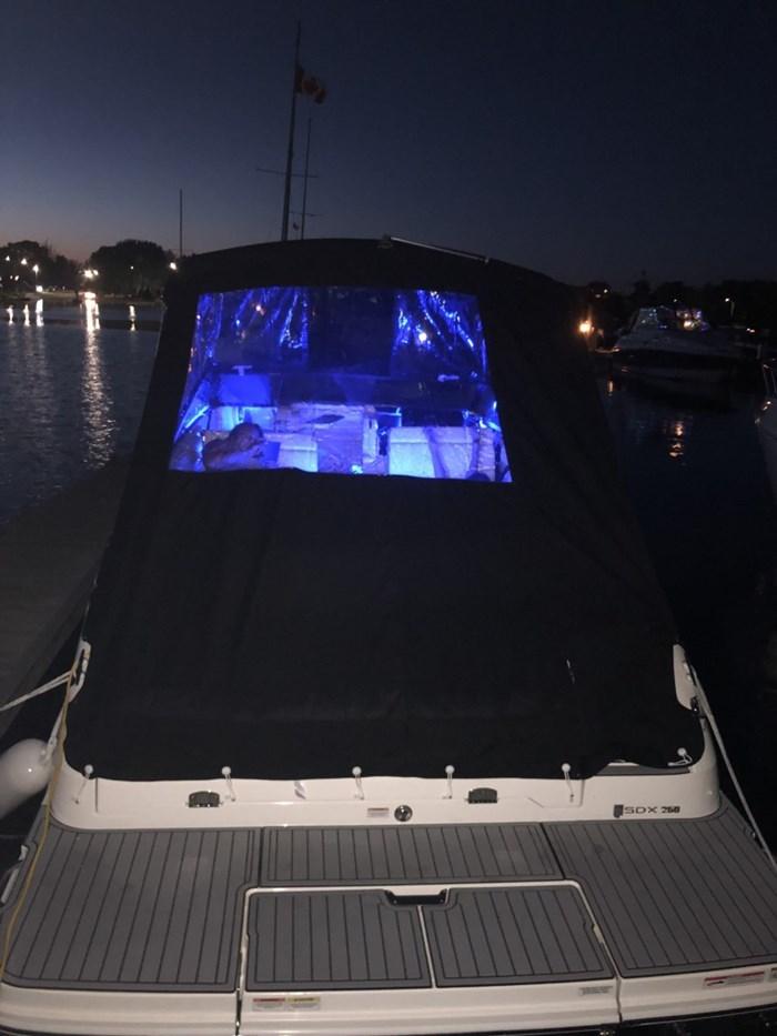 2019 Sea Ray SDX 250 Photo 5 sur 93