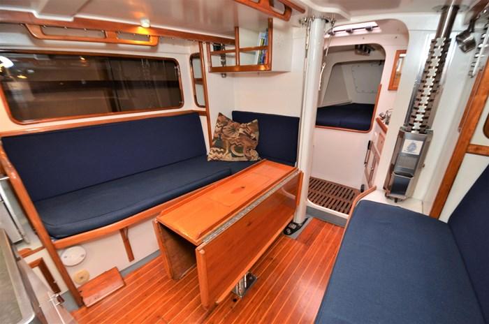 1980 Custom 41 Kaufman Performance Cruiser Photo 23 of 122