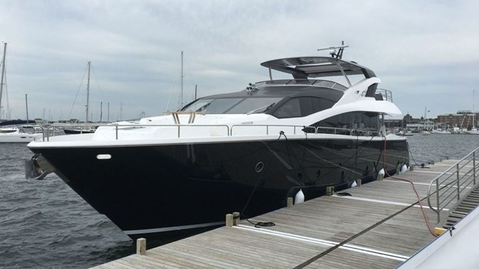 2017 Sunseeker Yacht Photo 1 of 37