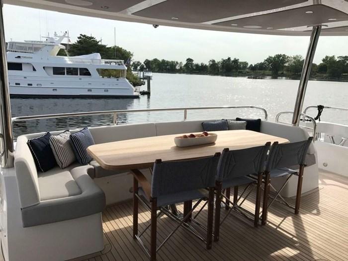 2017 Sunseeker Yacht Photo 8 of 37