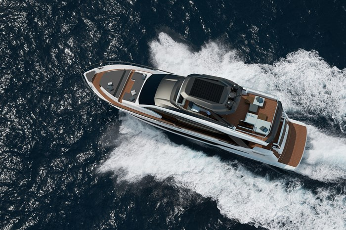 2021 Astondoa AS8 Flybridge Photo 4 sur 18