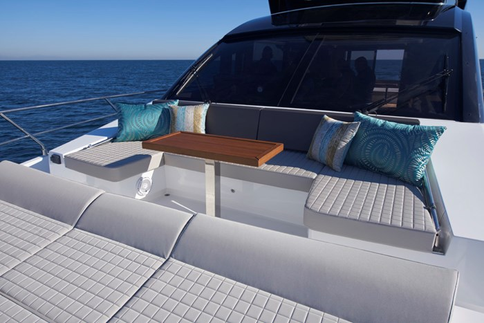 2020 Astondoa 66 Flybridge Photo 11 sur 90