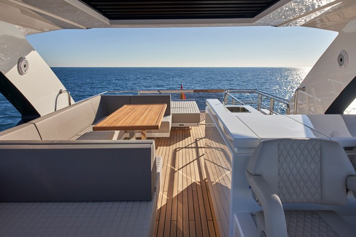 2020 Astondoa 66 Flybridge Photo 18 sur 90