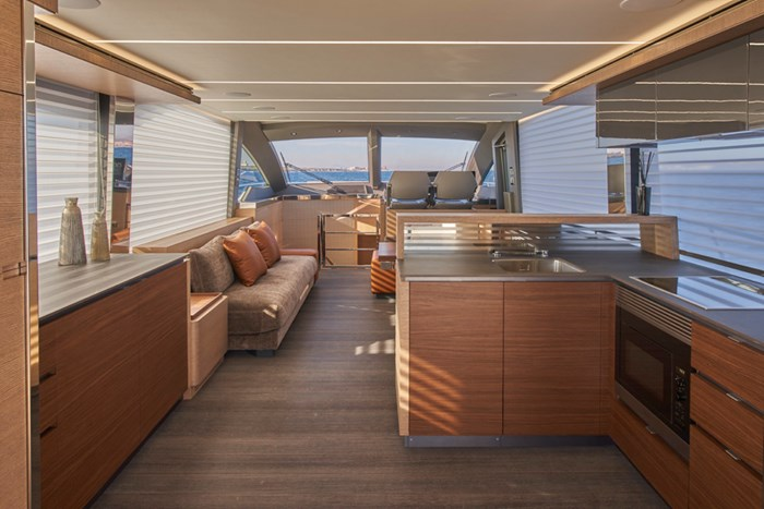 2020 Astondoa 66 Flybridge Photo 26 sur 90