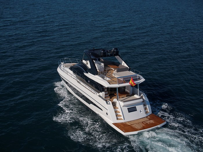 2020 Astondoa 66 Flybridge Photo 89 sur 90