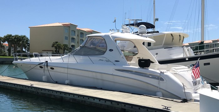2002 Sea Ray 550 Sundancer Photo 1 sur 39