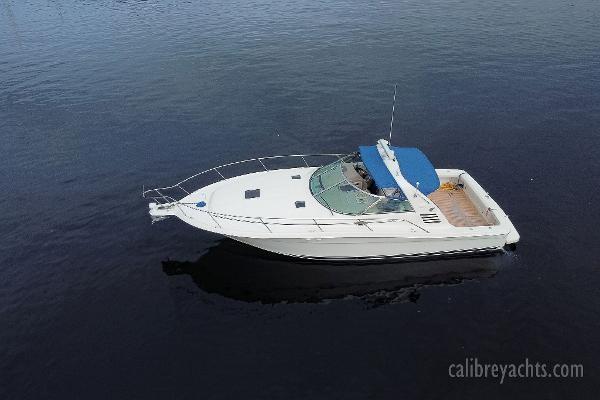 1998 Sea Ray Express Cruiser Photo 8 sur 71