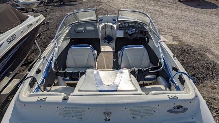 2007 Bayliner International 185 Photo 3 sur 7