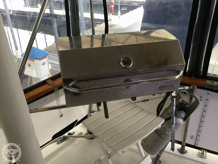 1976 Pacemaker Flush Deck Motor Yacht Photo 3 sur 20