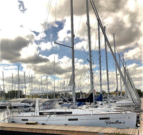 2013 Beneteau Oceanis 41 Photo 59 sur 61