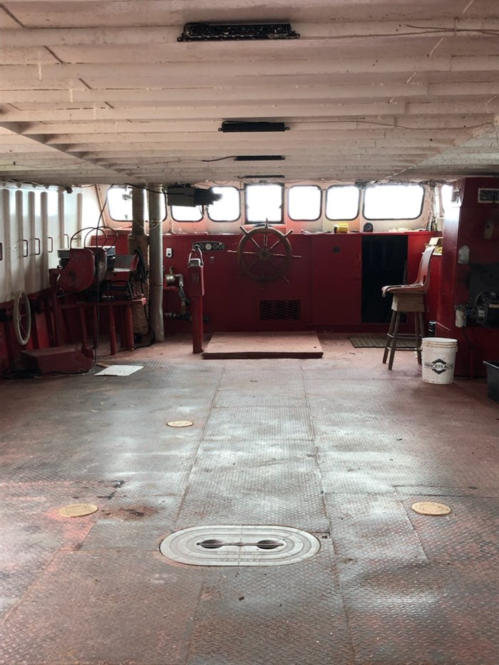 1980 1980 50′ x 17'6 x Great Lakes Commercial Fishing Vessel Photo 4 sur 10