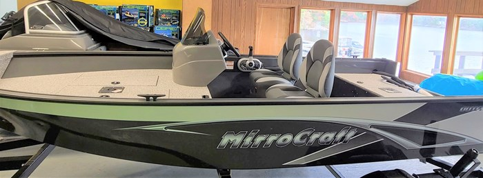 2021 MirroCraft Boat, Mercury 40HP Motor&Trailer (Pkg) Outfitter Side Console 165SC-O - 20T - White Photo 3 of 22