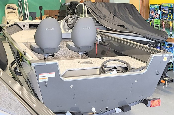 2021 MirroCraft Boat, Mercury 40HP Motor&Trailer (Pkg) Outfitter Side Console 165SC-O - 20T - White Photo 10 of 22