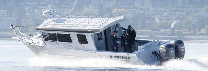 2022 KingFisher 3425 GFX Photo 2 sur 20