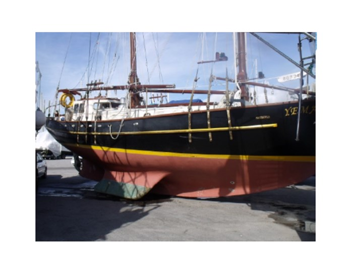 1989 Hans Kol Schooner Photo 9 sur 40