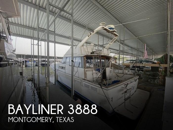 1989 Bayliner 3888 Motoryacht Photo 1 sur 20