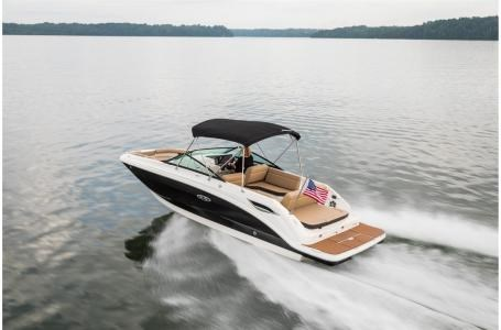 2021 Sea Ray SDX 250 Photo 3 sur 12