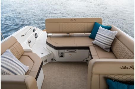 2021 Sea Ray SDX 250 Photo 7 sur 12
