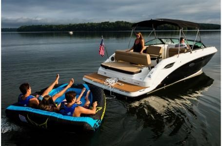 2021 Sea Ray SDX 250 Photo 9 sur 12
