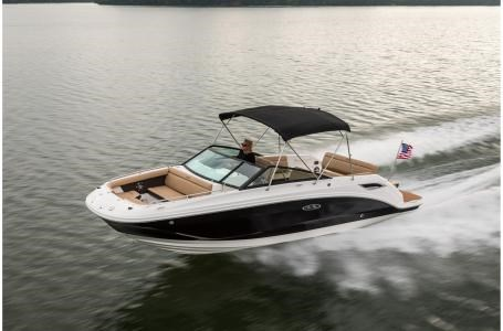 2021 Sea Ray SDX 250 Photo 2 sur 12