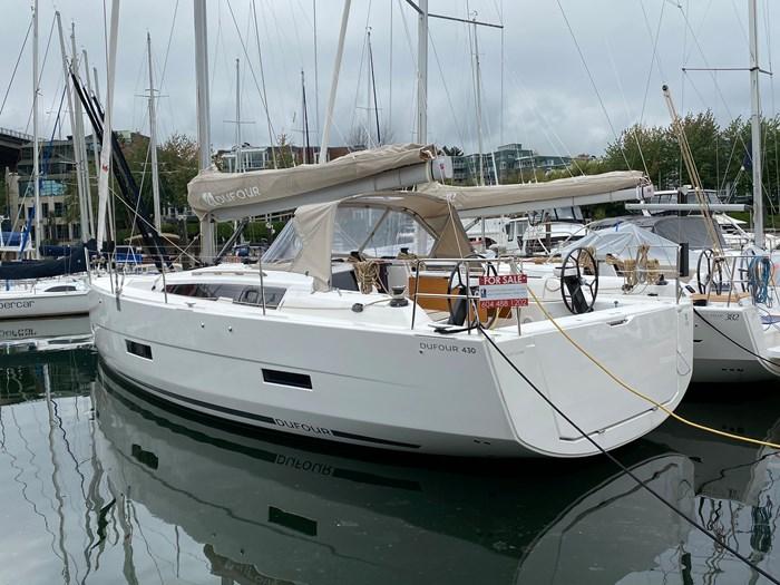 2020 Dufour Yachts 430 Grand Large Photo 3 sur 23
