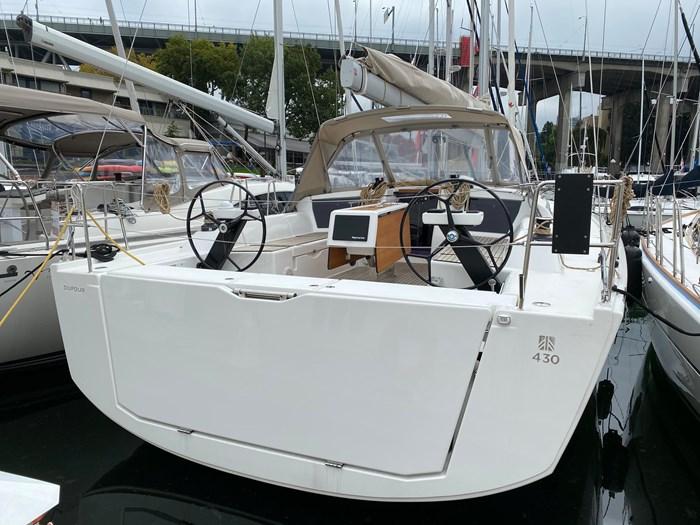 2020 Dufour Yachts 430 Grand Large Photo 4 sur 23