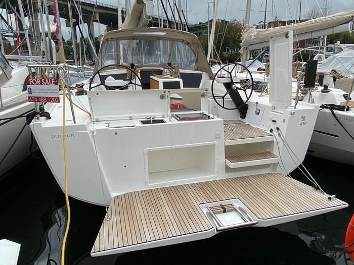 2020 Dufour Yachts 430 Grand Large Photo 6 sur 23