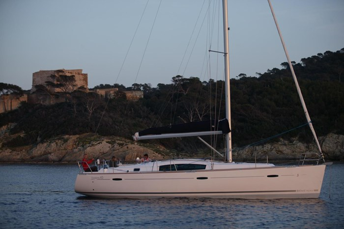 2008 Beneteau Photo 1 sur 39