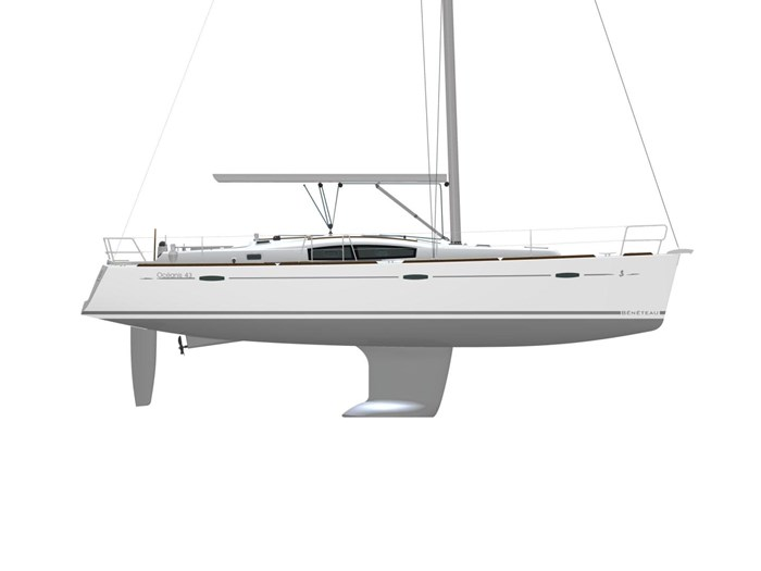 2008 Beneteau Photo 4 sur 39