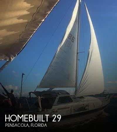1976 Homebuilt Finnsailer 29 Photo 1 sur 20