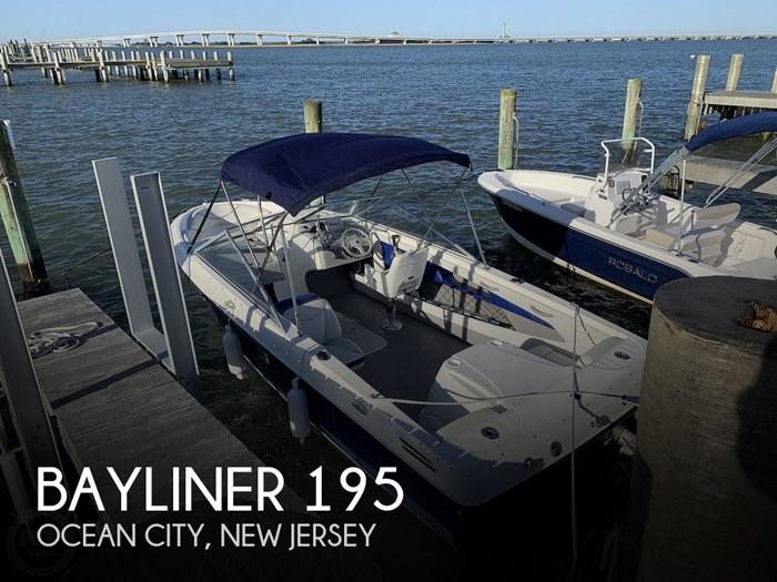 2006 Bayliner 195 Photo 1 sur 20