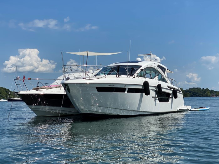 2017 Cruisers Yachts 54 Cantius Photo 3 of 73